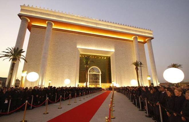 Инаугурация Храма Соломона