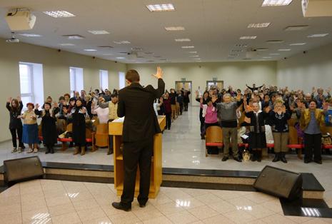 Воскресное служение 29 ноября